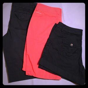 Columbia, Gap, White House Black Market 3 pairs